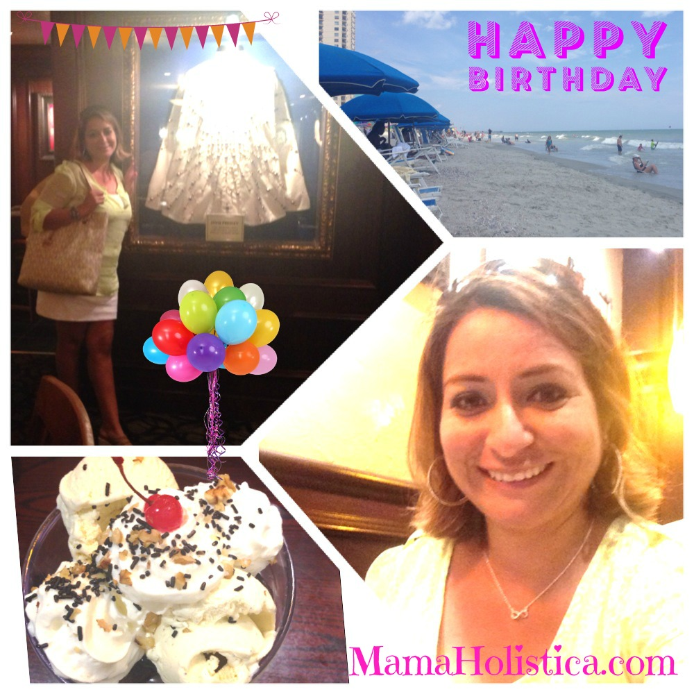 Intenciones ~ Miércoles Mudo/Wordless Wednesday: Happy Birthday To Me!