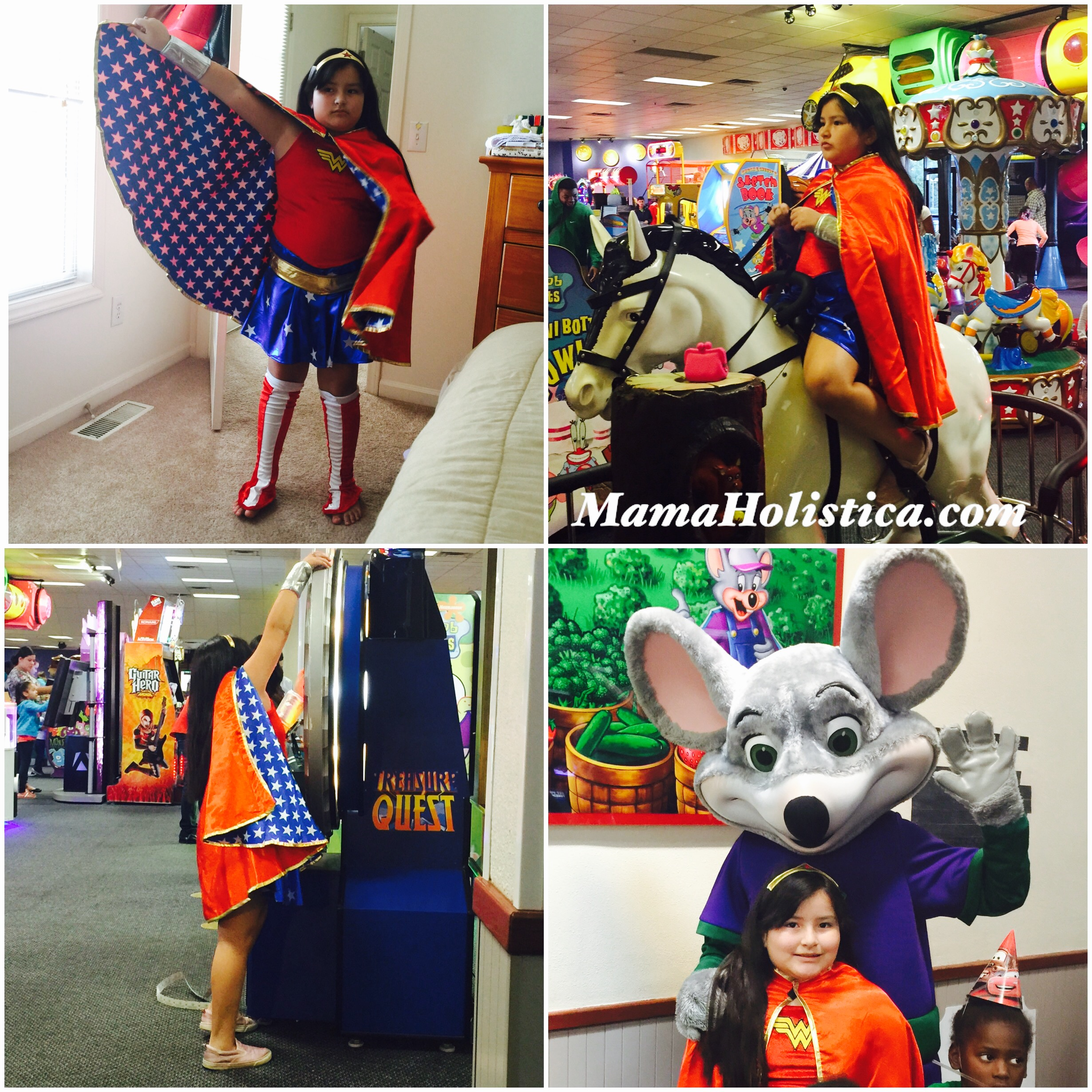 Miércoles Mudo / Wordless Wednesday: My Little Wonder Woman #MM