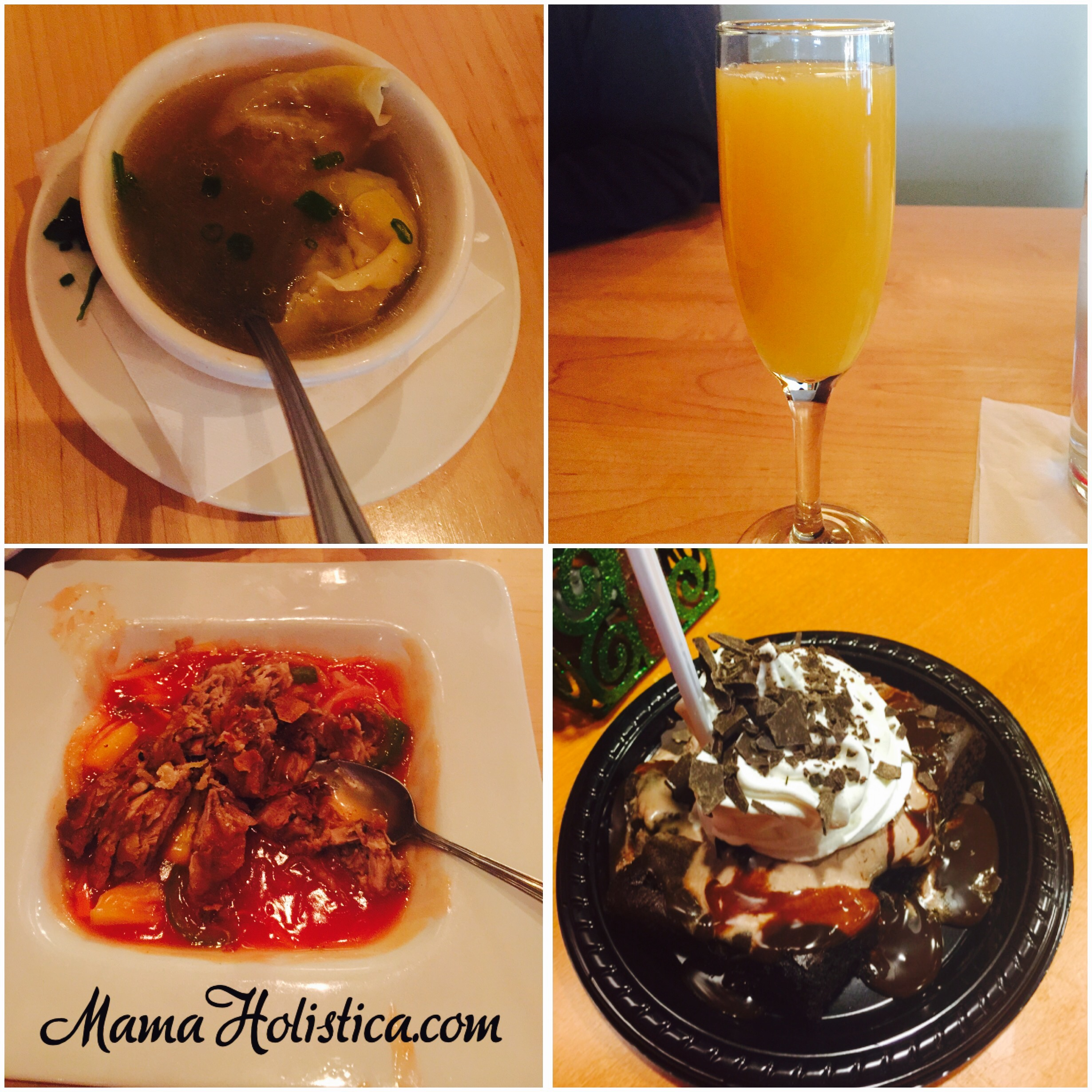 Asian Fusion Food ~ Happy New Year!!! #MM #mamaholistica
