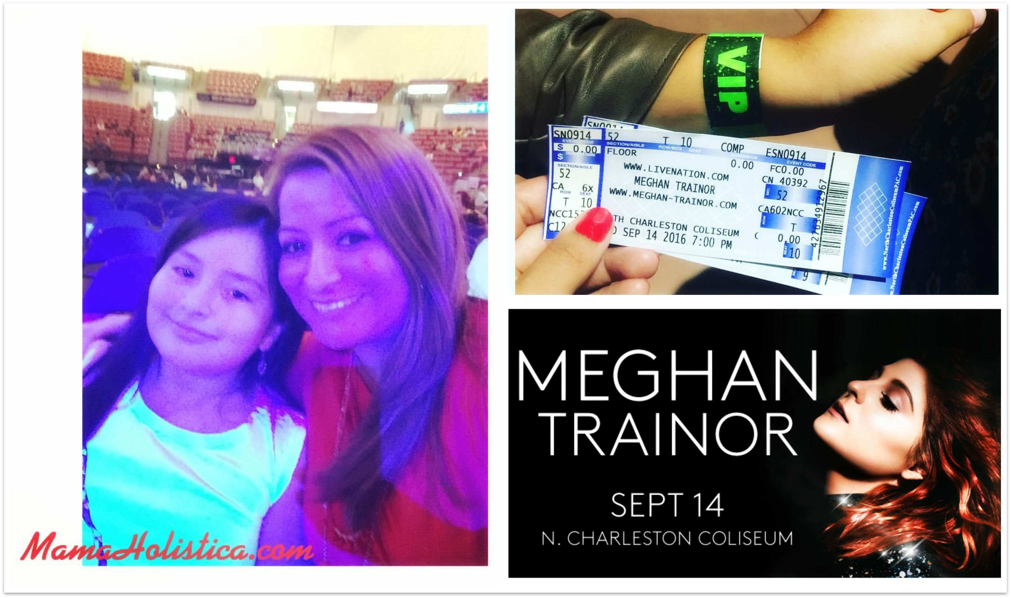"""Untouchable"" Tour con Meghan Trainor en Charleston #WearWhatYouWant"